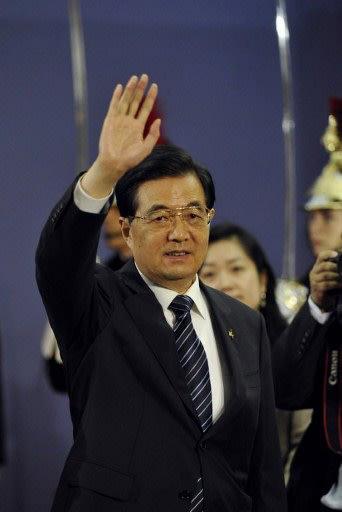Chủ tịch Trung Quốc Hồ Cẩm…