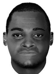 This E-FIT image (Electronic Facial Identification Technique) provided by the Metropolitan Police on Dec. 7, 2012 show a computer-based face of a man whom British police are trying to identify after his body was found near London's Heathrow Airport in September. Police believe he was from Africa, probably from Angola, but they don't know his identity, or how to notify his next of kin. The apparent stowaway had no identification papers - just some currency from Angola, leading police to surmise that he was from that African nation, especially as inquiries showed that a plane from Angola was beginning its descent into Heathrow at about that time. (AP Photo/Metropolitan Police)