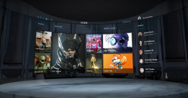 Oculus Home Connected VR