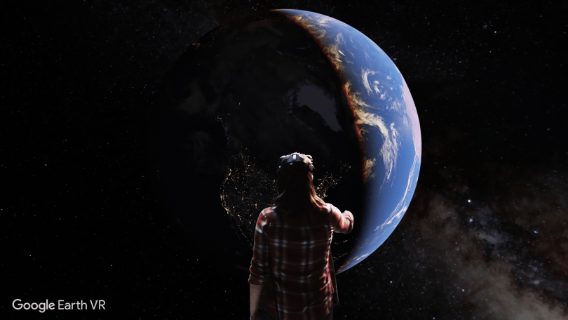 earth vr lumiere awards