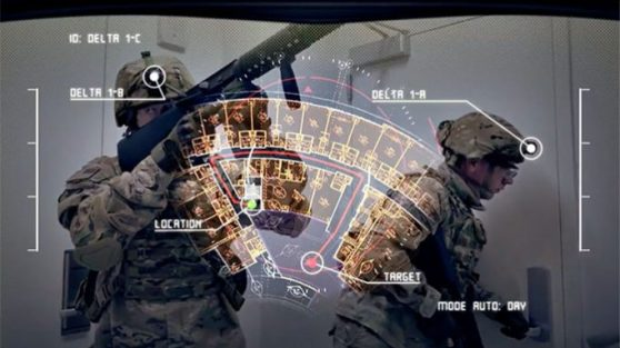 Image result for soldier augmented reality