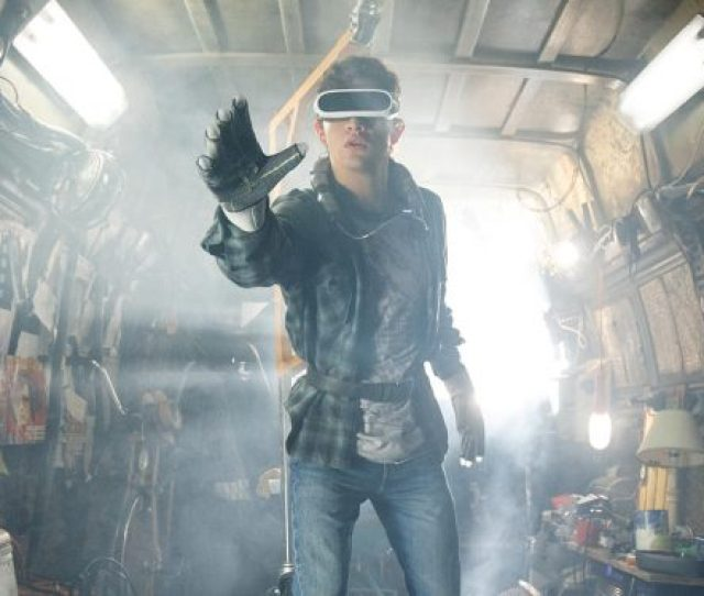All The Pop Culture References In The Ready Player One Trailer