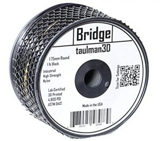 taulman bridge nylon - 3d printing filament
