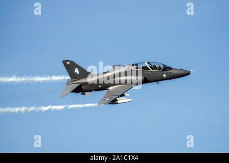 Finnish Air Force operated British Aerospace Hawk Mk.51 ...