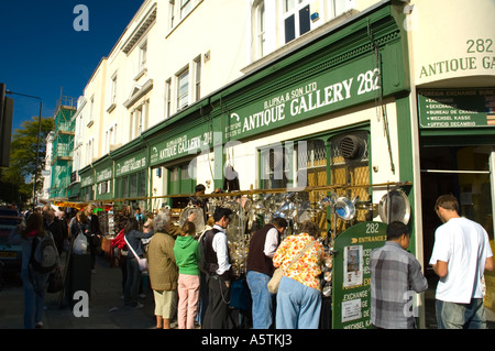 Bric A Brac Antiques And Secondhand Used Goods For Sale At Flea Stock Photo 85029295 Alamy