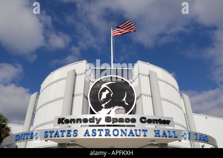 The United States Astronaut Hall of Fame at the Kennedy
