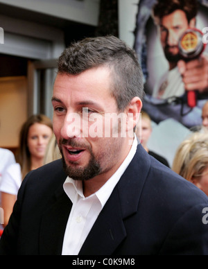 silky smooth adam sandler. zohan is a big hit in israel worldnews silky smooth adam sandler