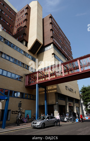 St Marys Hospital, Queen Elizabeth Queen Mother Wing in ...