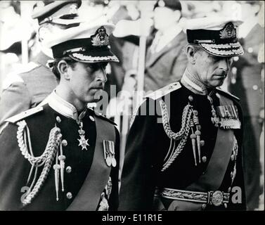 Sep. 09, 1979 - Funeral of Lord Mountbatten. H.M. The ...