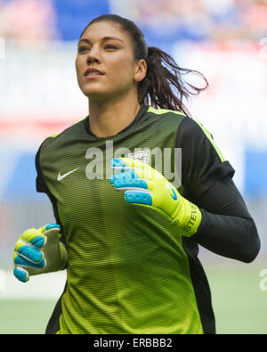 May 30, 2015: USA Women's National Team goalkeeper Ashlyn ...