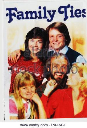 FAMILY (TV) MEREDITH BAXTER Stock Photo: 29294027 - Alamy