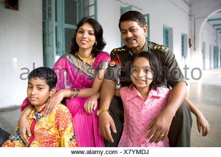 South Indian Boy Girl Wearing Fancy