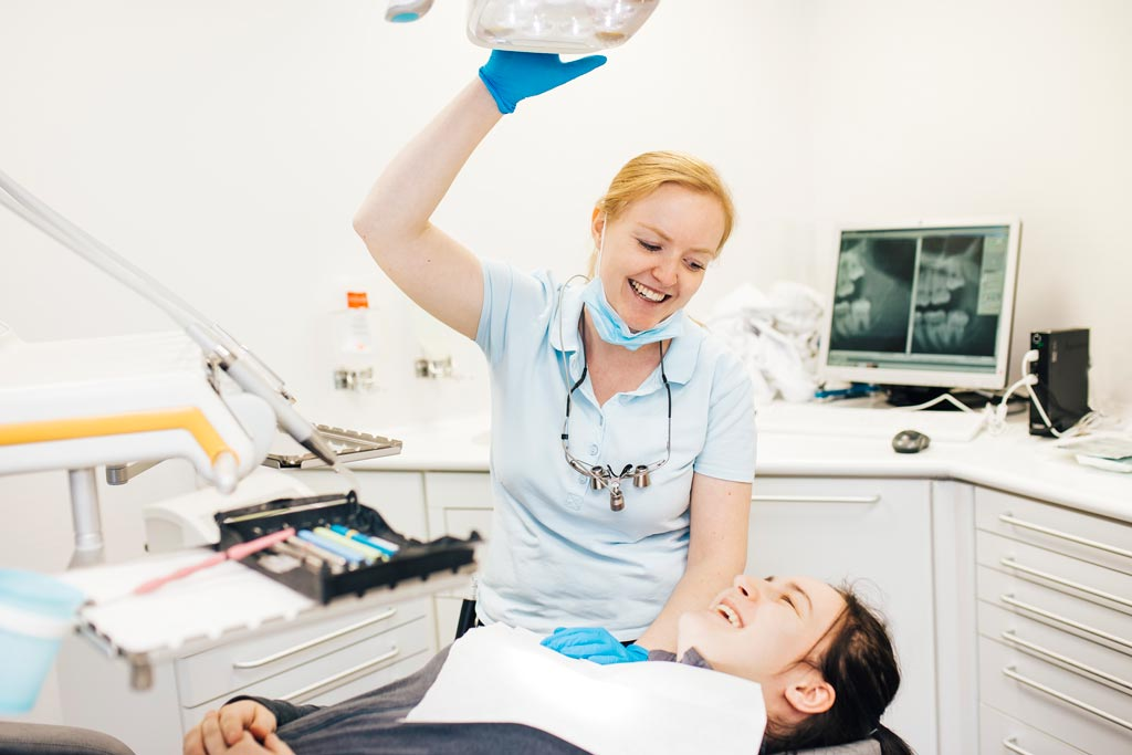 Tandlæge fotograf