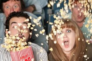 Großes Kino. Foto: © Scott Griessel - Fotolia.com