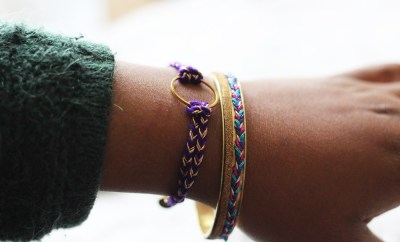 DIY : Bracelet Estival