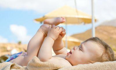 Comment protéger bébé durant l'été ?