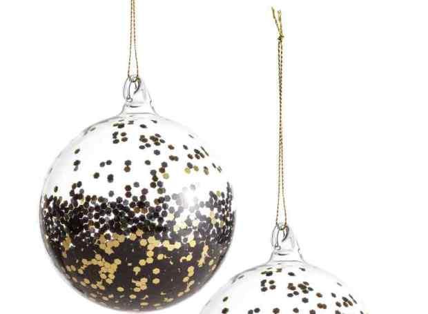 Lot de 2 boules de Noël CHF 14.95