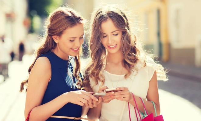 Cleep, l'appli des shopping addicts