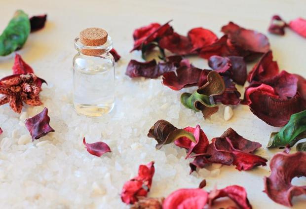 Les rituels de bain relaxants