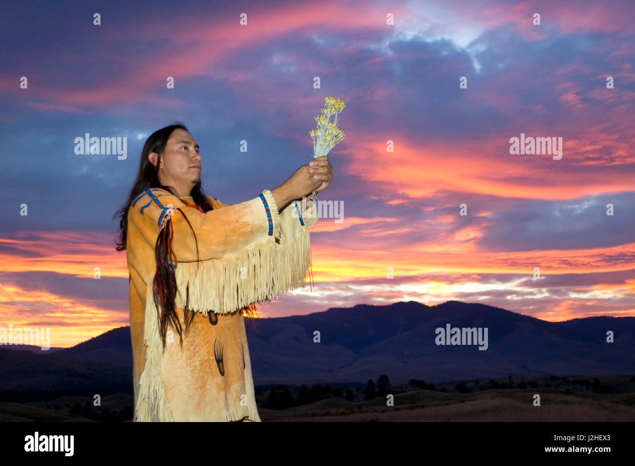 Native American Hand Game Graphics