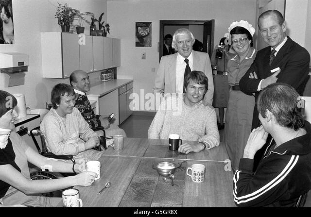 Image result for prince charles and jimmy savile stoke