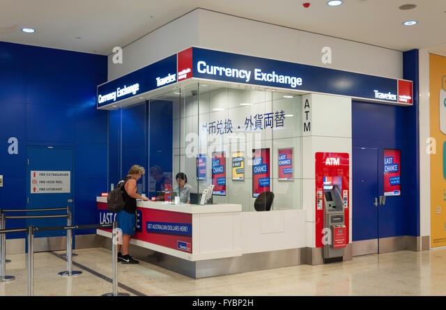 Currency Exchange Kiosk Stock Photos Amp Currency Exchange