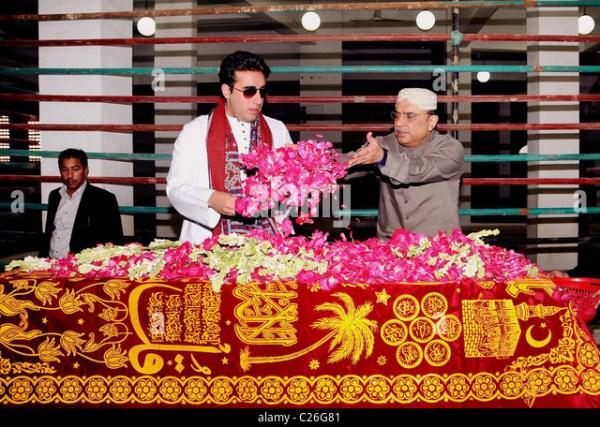 Zulfiqar Ali Bhutto Grave Stock Photos & Zulfiqar Ali ...