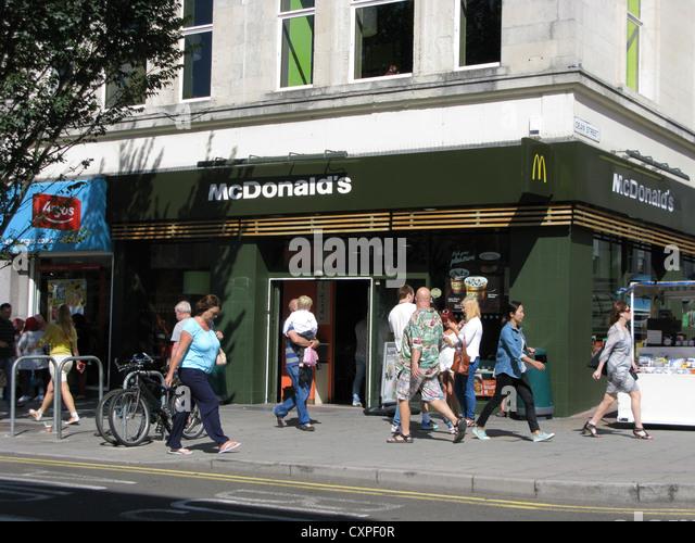 Fast Food Restaurants 23rd Street