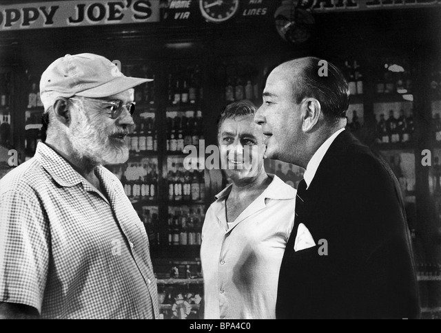 Image result for Ernest Hemingway Alec Guinness