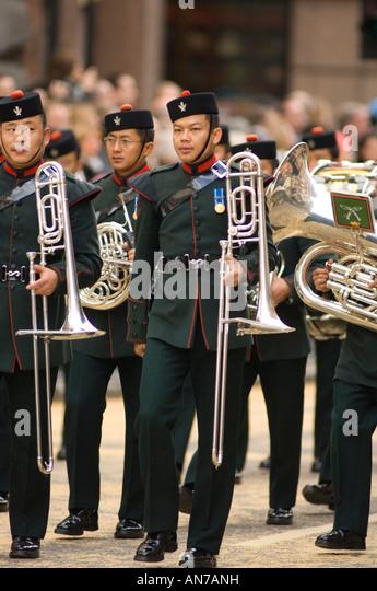 Brigade Of Gurkhas Stock Photos & Brigade Of Gurkhas Stock ...