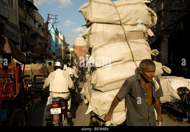 Image result for an old man in chennai pulling cart