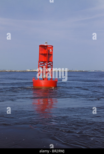 Buoys Marker Channel Stock Photos & Buoys Marker Channel ...