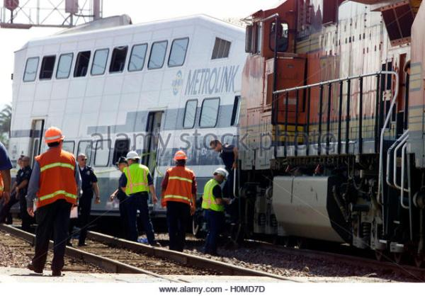 Metrolink Train Los Angeles Stock Photos & Metrolink Train ...