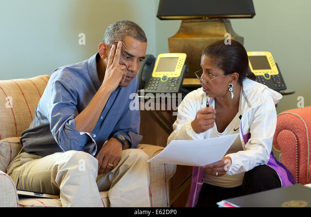 Image result for picture of susan rice and obama laughing