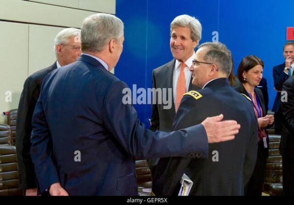 Supreme Allied Commander Of Nato Stock Photos & Supreme ...