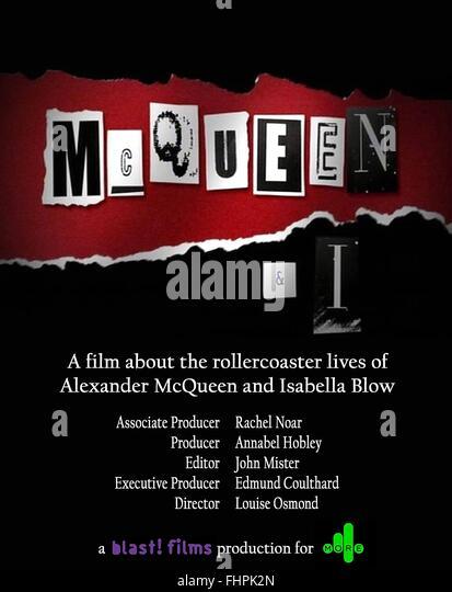 McQueen & I ile ilgili görsel sonucu