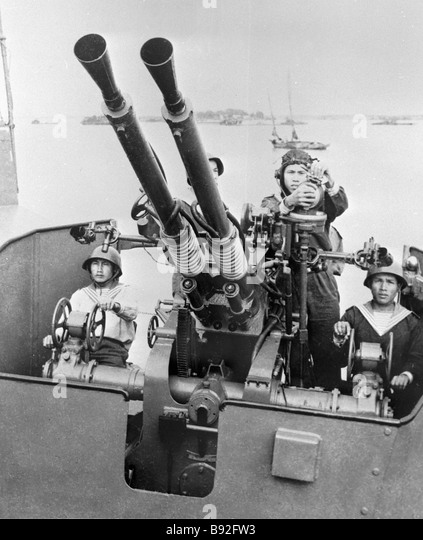 3in Navy Anti Aircraft Gun