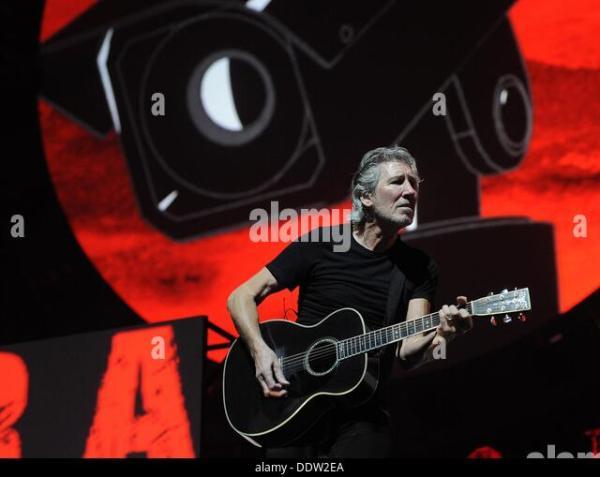 British Musician Roger Waters Stock Photos & British ...