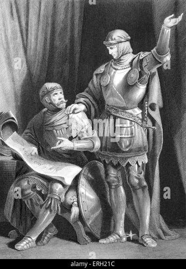 an analysis of the play henry v by william shakespeare And for three centuries, everyone thought that shakespeare's henry v was a portrait of the ideal king who embodied the four cardinal virtues of justice, fortitude,.