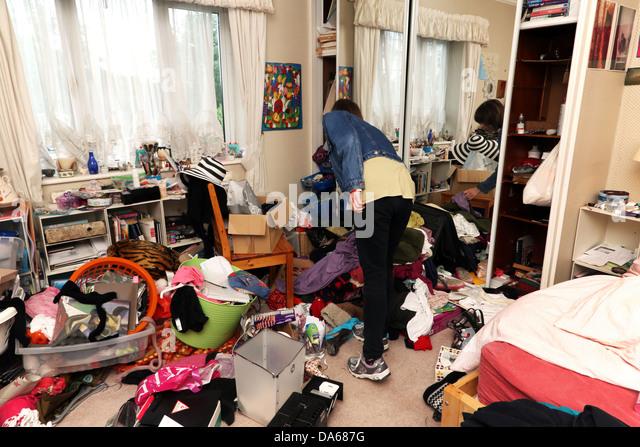 Messy Teenage Bedrooms Www Stkittsvilla Com