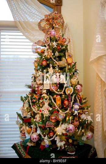 Victorian Christmas Tree Stock Photos Amp Victorian