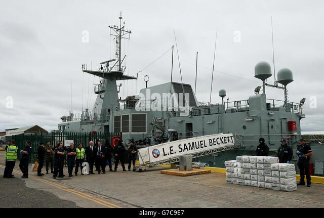Irish Navy Stock Photos Amp Irish Navy Stock Images Alamy