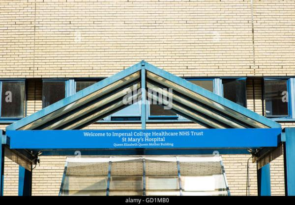 Imperial College Healthcare Nhs Trust Stock Photos ...