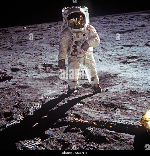 Neil Armstrong Moon Stock Photos Neil Armstrong Moon