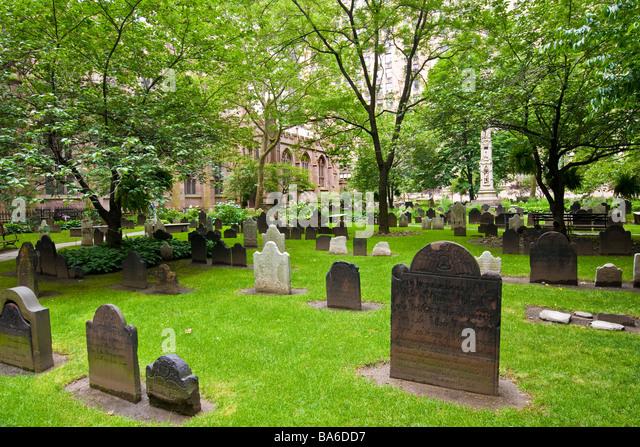 York Calvary Cemetery New Old