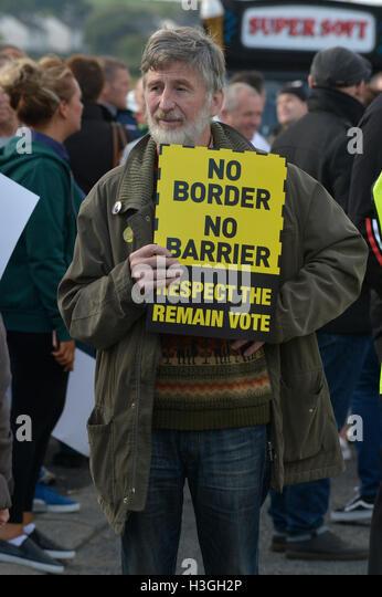 Northern Ireland Irish Border Stock Photos Amp Northern