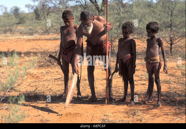 Image result for aboriginal children learning from elders
