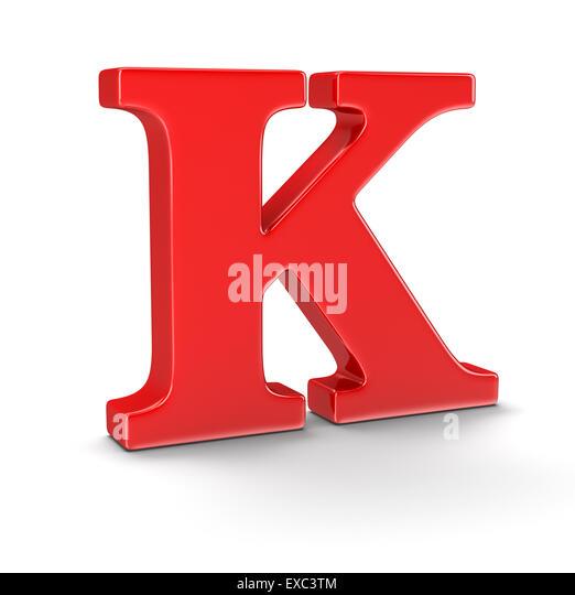 K Letter Stock Photos Amp K Letter Stock Images Alamy