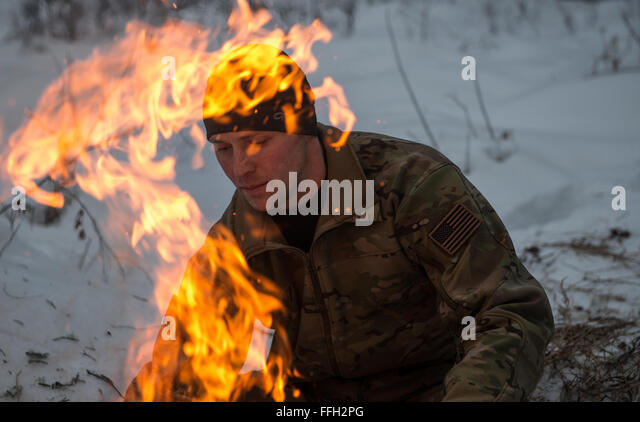 Different Types Survival Fire Starting