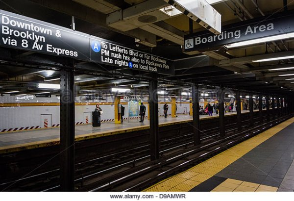 Lexington Avenue Subway Station Stock Photos & Lexington ...